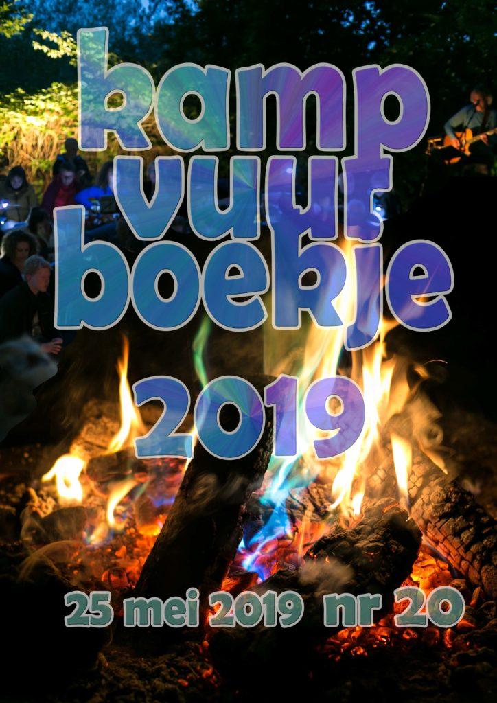 kampvuurboekje 2019