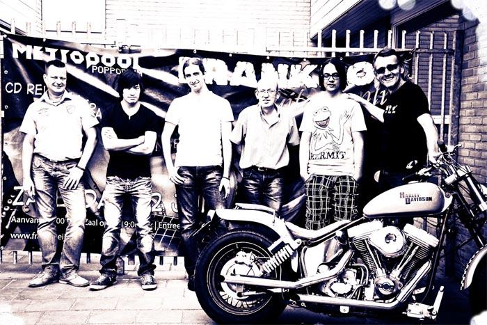 Frankpopband 2013
