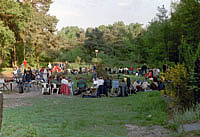 Kampvuuravond 2001