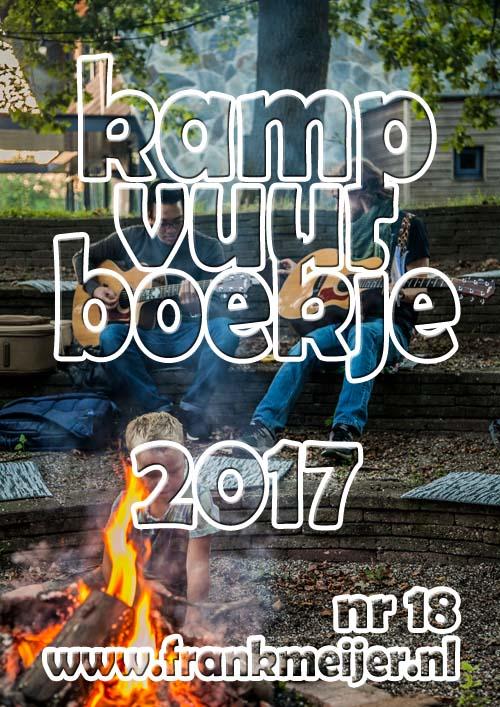 Kampvuurboekje 2017
