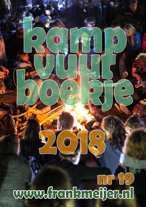 Kampvuurboekje 2018