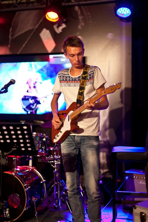 the guitar eXperience 2014