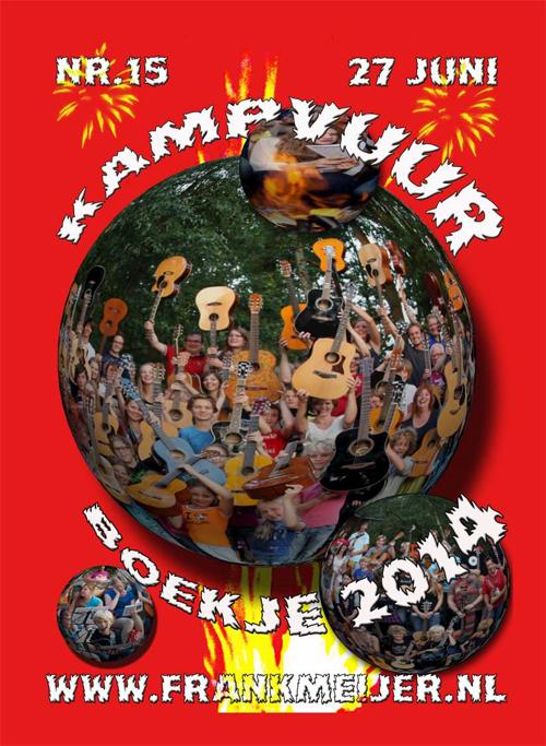 Kampvuurboekje 2014