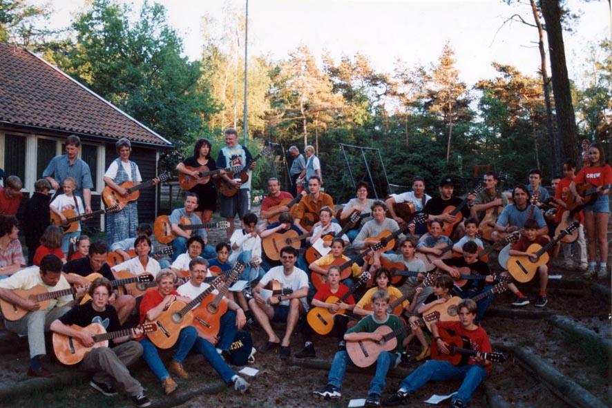 Kampvuuravond 1998