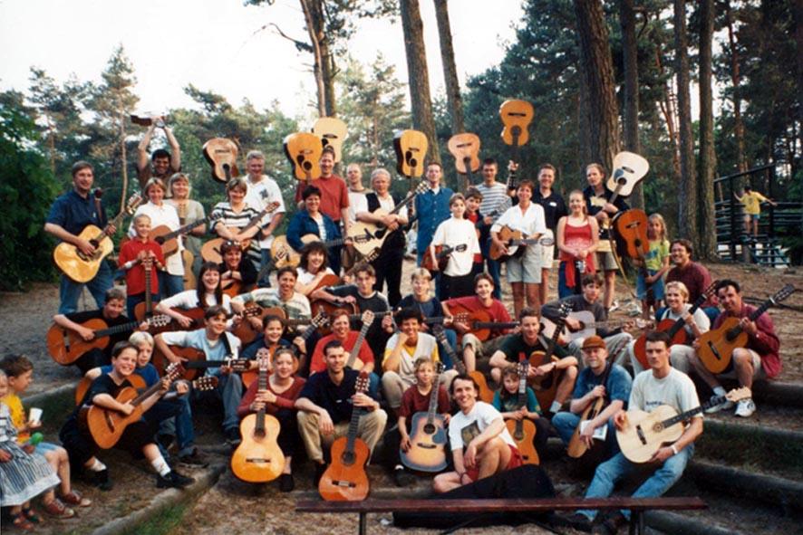 Kampvuuravond 1999