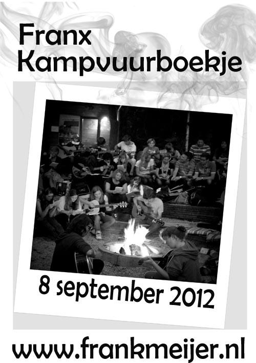 Kampvuurboekje 2012